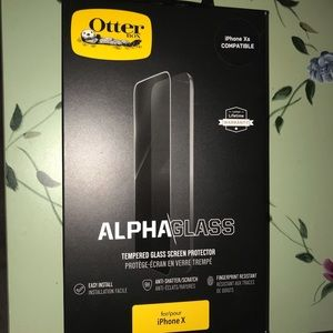 Otterbox Glass Screen Protecter